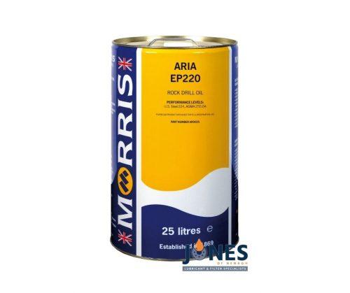 Morris Lubricants Aria EP 220 Rock Drill Oil