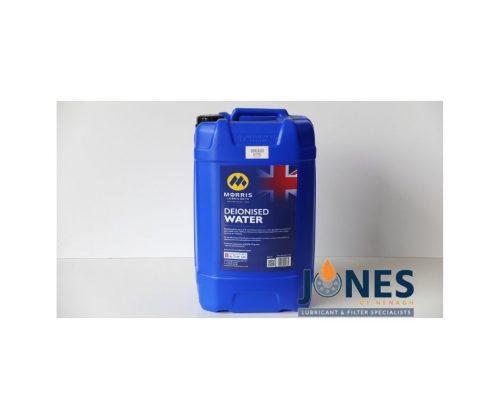 Morris Lubricants De-ionised Water