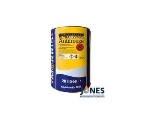 Morris Lubricants Ultra Life Red Antifreeze 20L