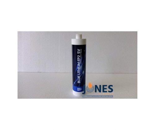 Blue Lithium Multipurpose grease EP2 SV - Screw-in cartridge 500g