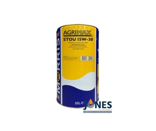 Agrimax STOU 15W-30 Universal Farm Oil