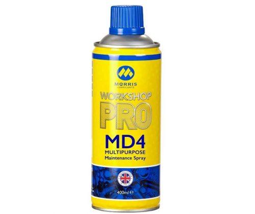 Morris Workshop Pro MD4 Multipurpose Maintenance Spray 400ml