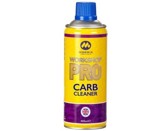 Morris Workshop Pro Carb Cleaner 400ml