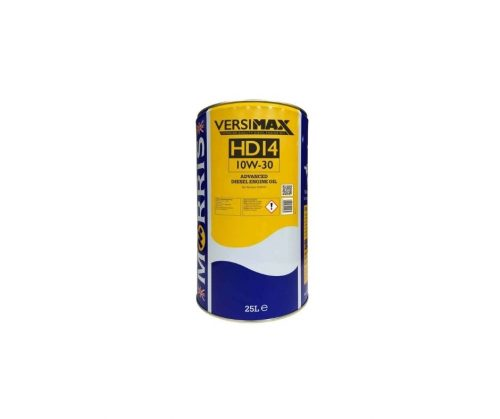 Morris Lubricants Versimax HD14 10W-30 Diesel Engine Oil