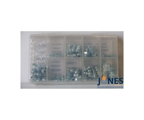 """""""Imperial"""" Grease Nipple Selection (80pcs)"""