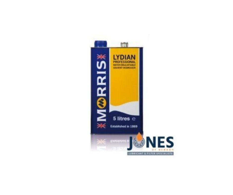 Morris Lubricants Lydian Degreaser Fluid 5L